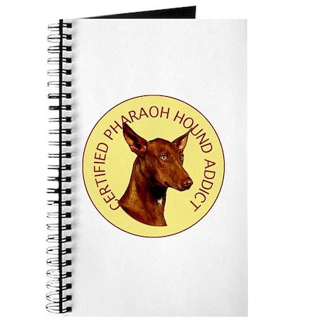 Pharaoh hound addict Journal