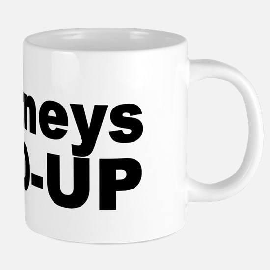 fed up.png 20 oz Ceramic Mega Mug