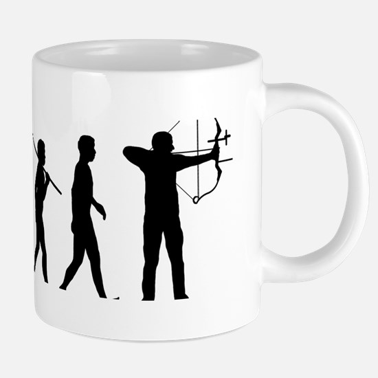 Archery.png 20 oz Ceramic Mega Mug