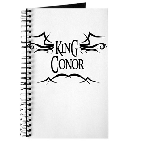 King Conor Journal