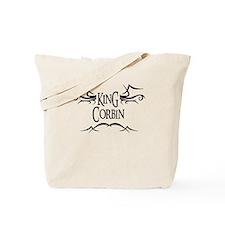 King Corbin Tote Bag