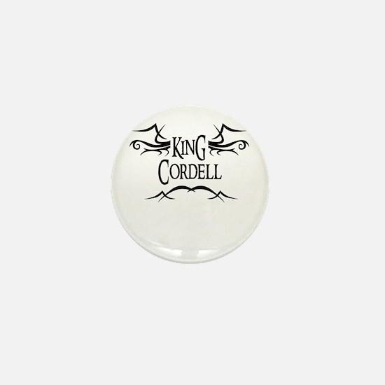 King Cordell Mini Button