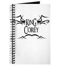 King Corey Journal