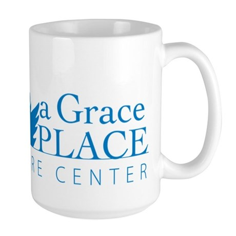 aGP Logo Large Mug