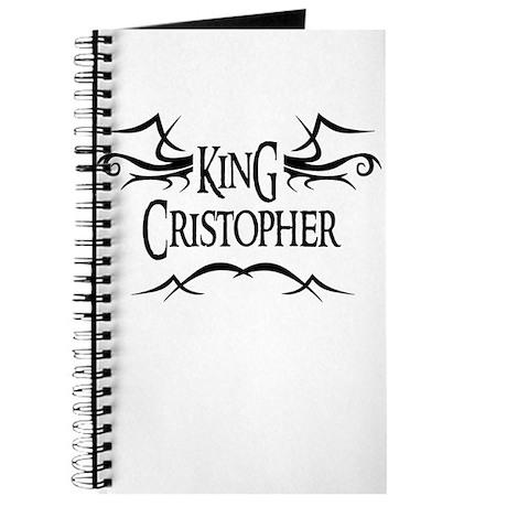 King Cristopher Journal