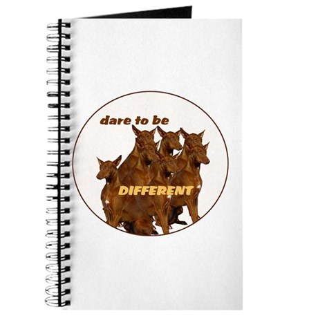 pharaoh hound differnt Journal