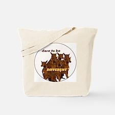 pharaoh hound differnt Tote Bag
