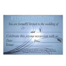 Wedding Invitation (Package of 8)
