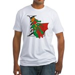Dragon L Fitted T-Shirt