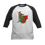 Dragon L Kids Baseball Jersey
