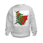 Dragon L Kids Sweatshirt