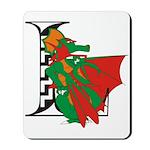 Dragon L Mousepad