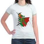 Dragon L Jr. Ringer T-Shirt