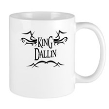King Dallin Small Mugs