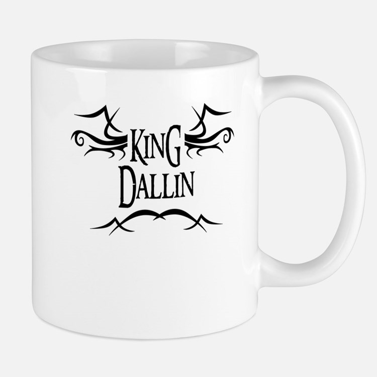 King Dallin Small Mugs