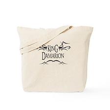 King Damarion Tote Bag