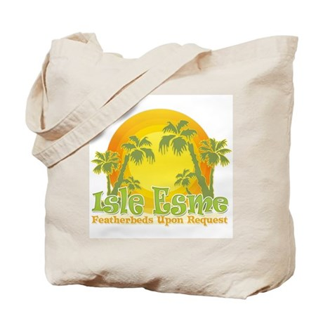 Ise Esme - Featherbeds Upon R Tote Bag