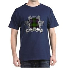Blair Tartan Shield T-Shirt