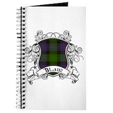 Blair Tartan Shield Journal