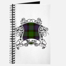 Blair Tartan Shield Journal