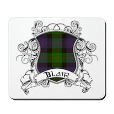 Blair Tartan Shield Mousepad