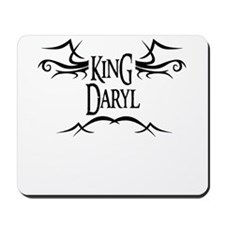 King Daryl Mousepad