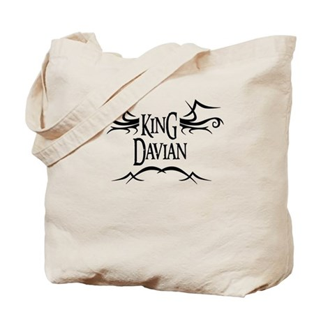 King Davian Tote Bag