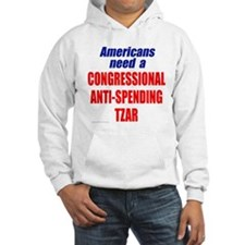 Anti-Spending Tzar Hoodie