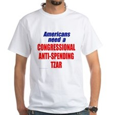 Anti-Spending Tzar Shirt