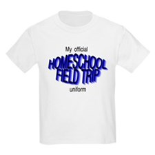 Field Trip Uniform in Blue T-Shirt