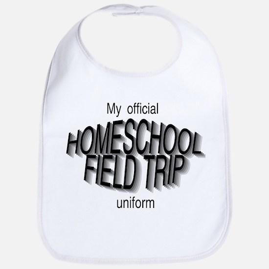 Field Trip Uniform in Gray Bib