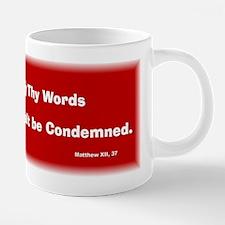 ByThyWordsCoffeeMug.jpg 20 oz Ceramic Mega Mug