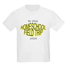 Field Trip Uniform in Yellow T-Shirt