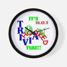 H.O.T. Wall Clock