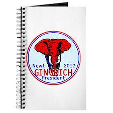 2012 Gingrich Journal