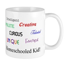 Homeschooled Kid! Mug