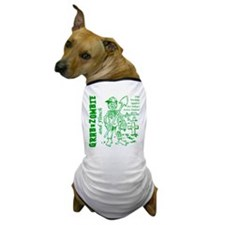 Grabazombie and Flinch Dog T-Shirt