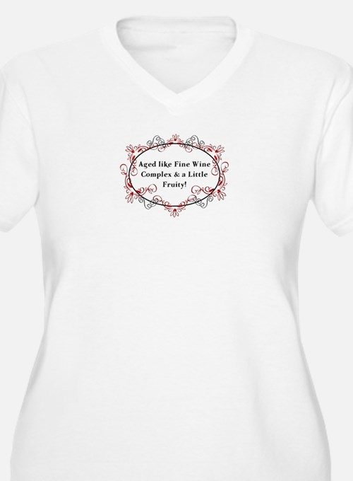 Women's Plus Size V-Neck