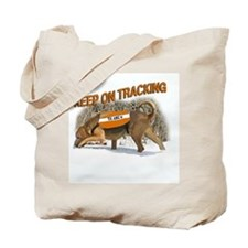 Bloodhound on Scent Tote Bag