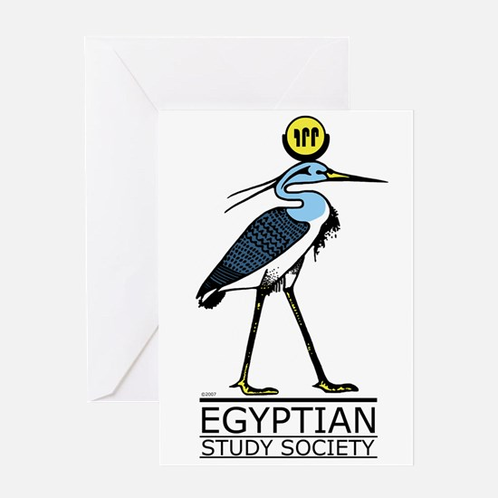 Egyptian Study Society Greeting Cards (Package of