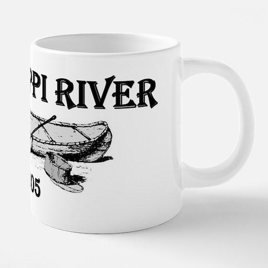 mississippi.png 20 oz Ceramic Mega Mug