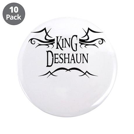 King Deshaun 3.5 Button (10 pack)