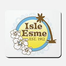 Isle Esme - Est. 1912 Mousepad