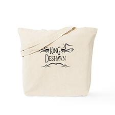 King Deshawn Tote Bag