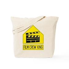 Film Crew Tote Bag