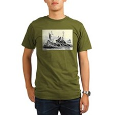 Kraken Attack 1 T-Shirt