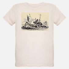 Kraken Attack 2 T-Shirt