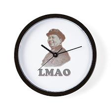 LMAO Wall Clock
