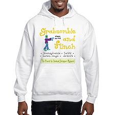 Funny Grabazombie Zombie Fashion Hoodie