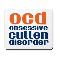 Twilight OCD Mousepad